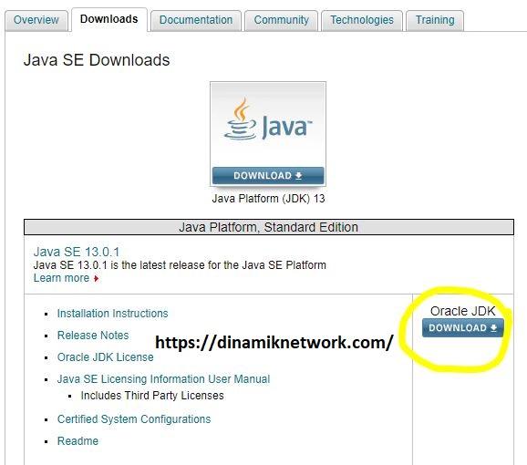 Java JDK kurulumu 3
