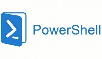 PowerShell İle Çalışmak – İlk Dokunuş