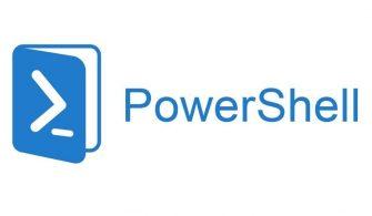 PowerShell 'e Merhaba – Hello World