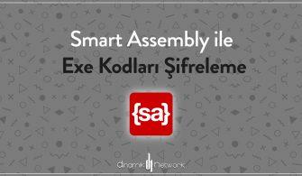 Smart Assembly Exe Kodları Şifreleme
