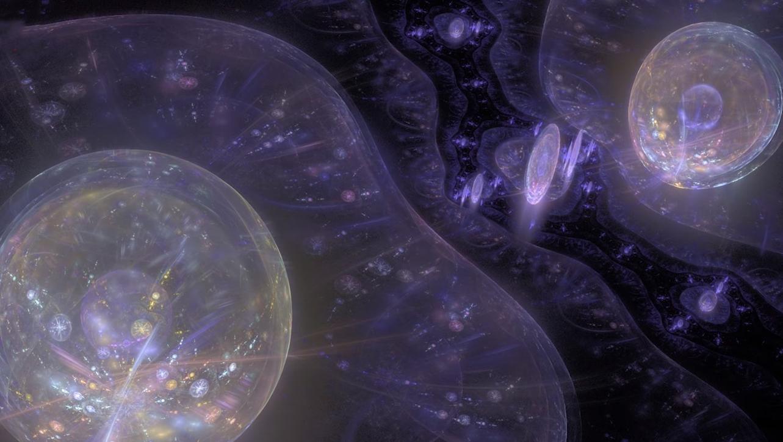 8 boyutlu uzay